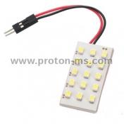 Диоден панел за плафон бяла 3x5 SMD LED диода